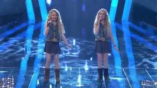 The Voice Kids Turkey - Twins Cagla & Doga - Price Tag | 23.06.2014
