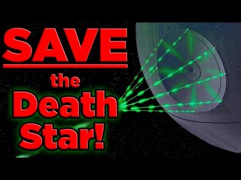 Film Theory Luke SHOULDN T Destroy The Death Star Star Wars