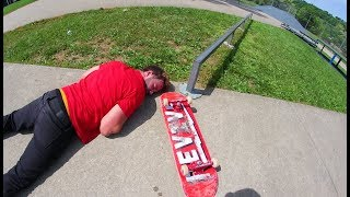 WHEN IS IT TIME TO QUIT SKATEBOARDING?