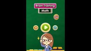 Brain Training - Math Game