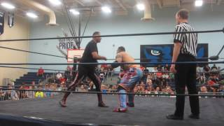 Chicano, Black Thunder at CCW in Coral Springs April 2017