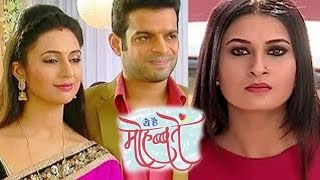 Yeh Hai Mohabbatein   15th March 2016   Ishita And Raman To Get Nidhi ARRESTED