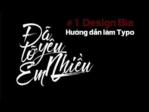 Xxx Mp4 1 Design Bìa Hướng Dẫn Làm Typography SXX IT Channel 3gp Sex