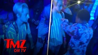 Shiggy Destroys Backpack Kid In Epic Dance Battle | TMZ TV