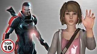 Top 10 Gay Video Game Characters