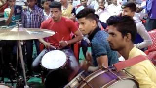 Wanted movie song (Mera he jalwa) on benjo - by kanifnath beats