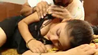 Playfull bengali girl in bed teasing his boy f