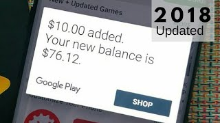 How To Get Free Redeem Codes For Google Play Store (LEGALLY)-2018