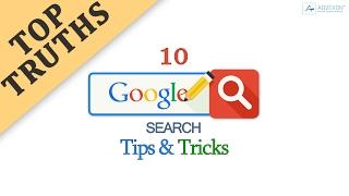 Google Search Tips & Tricks