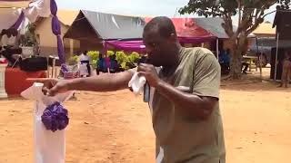 Lord Kenya preaches the gospel at the 2018 Easter Convention of Anglican Diocese of Asante Mampong