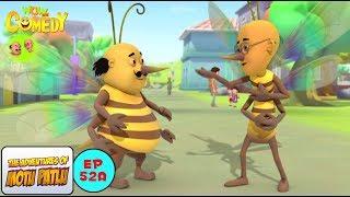 Pari Ka Vardan - Motu Patlu in Hindi -  3D Animated cartoon series for kids - As on Nickelodeon