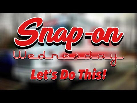 Snap-on Wednesday! - As Usual! Check It Out!