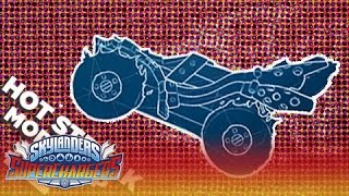 Official Skylanders SuperChargers Mod Shop: Hot Streak