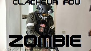 [Airsoft CQB Game] COLOMBINE | on zombie (glock 17 tokyo marui) [FR]