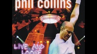 Phil Collins  Live And Loose In Paris Full Concert (1997)