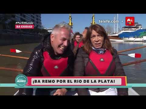 Xxx Mp4 Lizy Tagliani Y Marley Aprenden Remo Por El Mundo 2018 3gp Sex