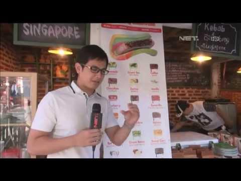 Tommy Kurniawan membuka bisnis Ice Cream
