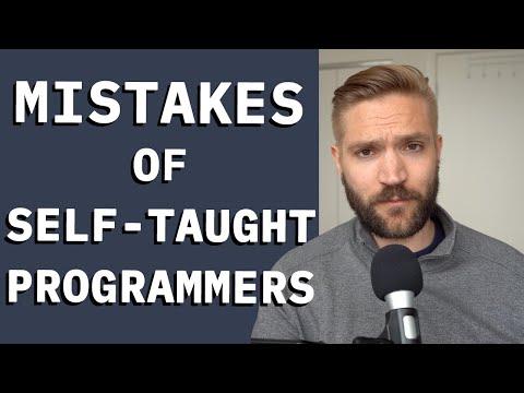 Xxx Mp4 Biggest Self Taught Programmer Mistakes RANT 3gp Sex
