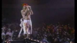 Warrant - Heaven - Live at the Cajun Dome 1991 - RIP Jani