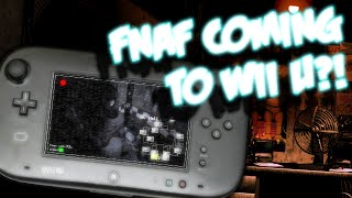 FNAF COMING TO CONSOLE! | Five Nights at Freddy's NEWS!