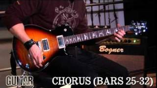 How to Play 'Higher' by Creed's Mark Tremonti