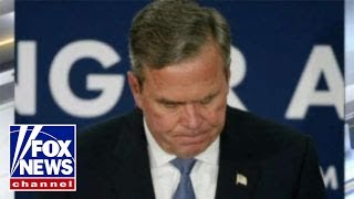 Jeb Bush urges Republicans to distance themselves from Trump