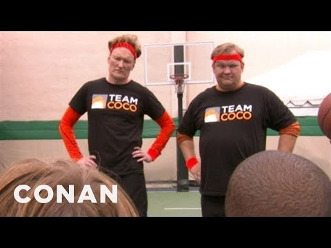 The 2032 Dream Team Gets Dominated By Team Coco CONAN on TBS