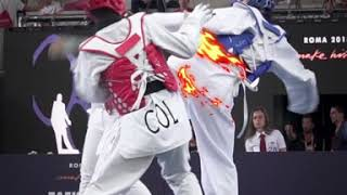 World Taekwondo Grand-Prix Highlight Toon