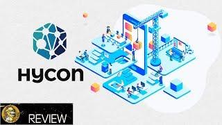 Hycon Review - Korean Blockchain Tech