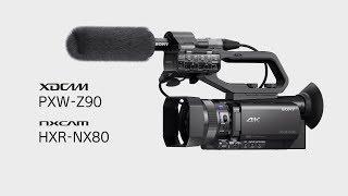Sony | PXW-Z90 & HXR-NX80 | SDR Function Video