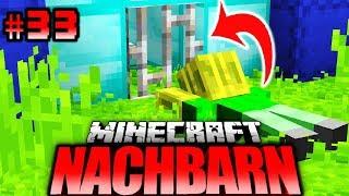 EINBRUCH in SCHATZKAMMER?! - Minecraft Nachbarn #033 [Deutsch/HD]