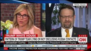 Sebastian Gorka: More People Watch Cartoons Than CNN