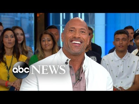 Dwayne The Rock Johnson s mom shares his embarrassing nickname