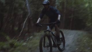 Vélo de montagne au Parc de la Gorge de Coaticook