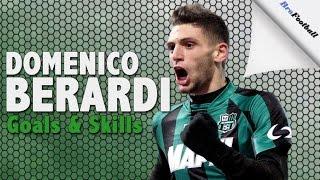 Domenico Berardi ● Goals & Skills ● Sassuolo ● 2016-2017 HD
