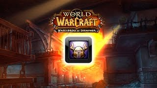 How to upgrade items with Valor - Alliance (WoD)