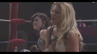 STARDOM Wrestling - Bea Priestley vs Toni Storm MV