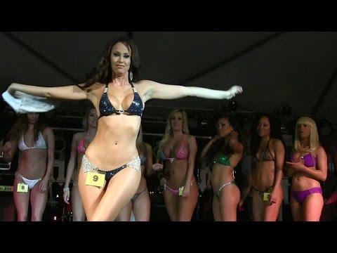 Fireball Models Bikini Contest Daytona Bike Week 2015