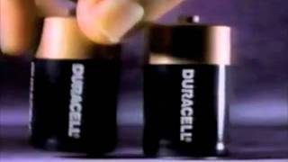 Duracell commercial - 1990