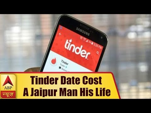 Xxx Mp4 How A Tinder Date Cost A Jaipur Man His Life ABP News 3gp Sex