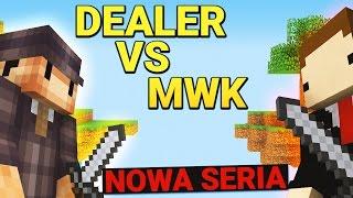 Minecraft: DEALER VS MWK - KTÓRA WYSPA WYGRA? #1
