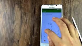 Samsung Galaxy Note 5 LTE 4G 3GRam 64G Rom MTK6582 Note5 N9200 phone