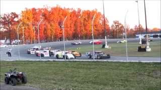 Modified Feature  Lorain County Speedway 10-25-15