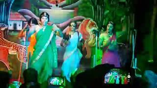 Konkanche Khele - गौळण Dance Bahurangi Naman Full HD 2017 (Kajurli)