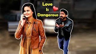 LOVE IS DANGEROUS || FUNNY VIDEO,VINES || The Rahul Sharma -YouTube