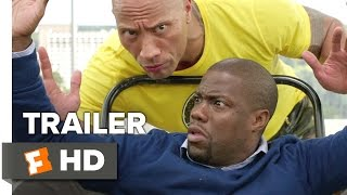 Central Intelligence Official Trailer - Teaser (2016) - Dwayne Johnson, Kevin Hart