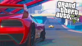 AN ACTUAL RACE TRACK IN GTA!!!