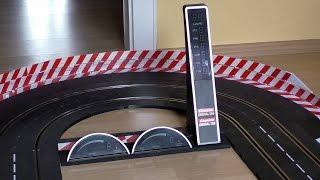 Carrera Driver Display und Position Tower umbauen - Carrera Bahn D132 / 124
