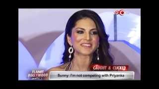 Planet Bollywood News - Sunny Leone talks about Shahrukh and Priyanka, Hrithik: Krrish 3 is challenging film, & more news