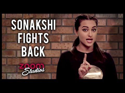 Sonakshi Sinha Fights Back | Zoom Studios | Exclusive #SonakshiSlaysTrolls